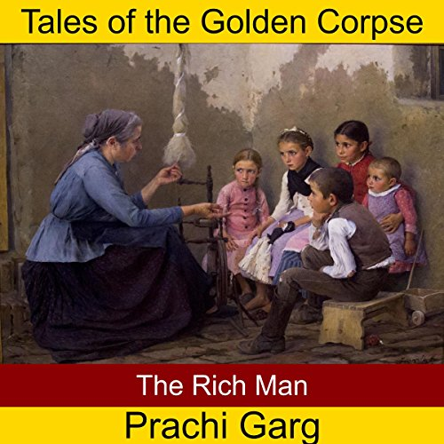 The Rich Man  By  cover art