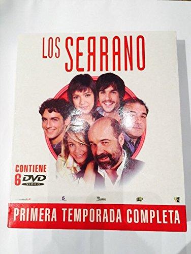 Pack Los Serrano (1ª temporada) [DVD]