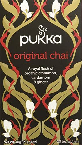 Pukka Tè Original Chai, 20 Filtri, 40g