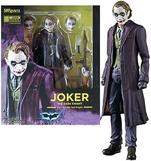 15cm Joker Batman The Dark Knight Joker Heath Ledger PVC Action Figure Collection model toys for kids Christmas gifts