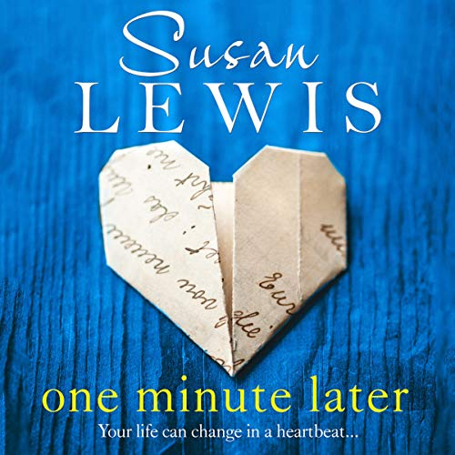 One Minute Later audiobook cover art