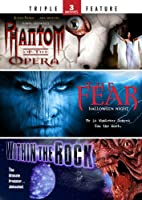 Phantom of the Opera / Fear 2 / Within the Rock [DVD] [Import]