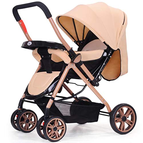 Review Of Tbagem-Yjr Baby Carriage Pushchair, Multifunction Stroller Adjustable Sitting Position wit...
