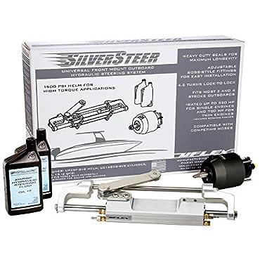 uflex SilverSteer Outboard Hydraulic Tilt Steering System -. [SILVERSTEERXP1T]