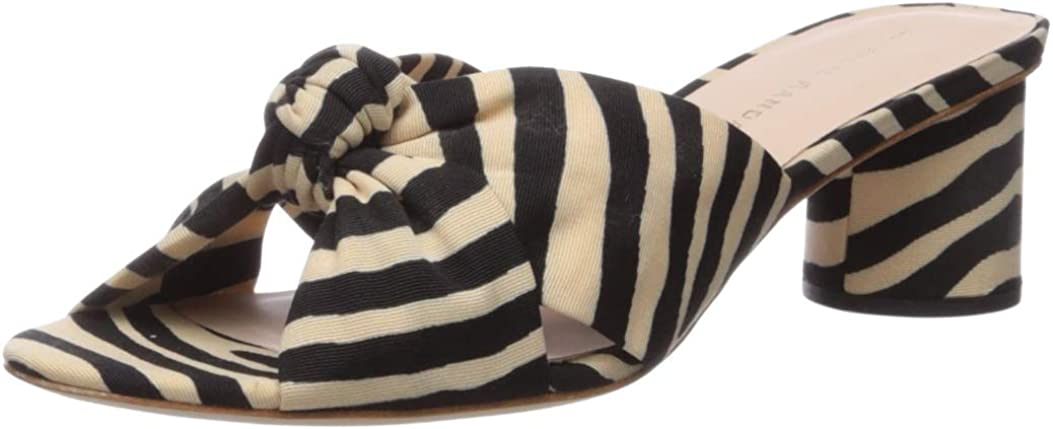 Loeffler Randall Women's Celeste-FAI Slide Sandal