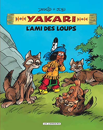 Intégrale Yakari, l'ami des animaux - tome 5 - Yakari, l'ami des loups