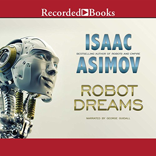 Robot Dreams audiobook cover art