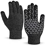 Thermal Gloves For Women Extreme Cold Touch Screen