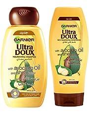 Garnier Ultra Doux Avocado Shampoo 400 ml and Conditioner 400 ml