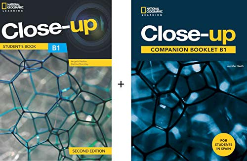 CLOSE UP B1 STUDENTS BOOK ONLINE ZONE SELF STUDY COMPANION