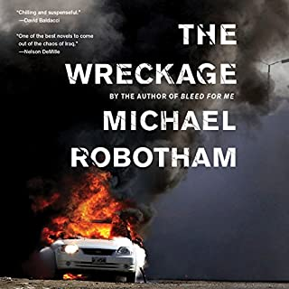 The Wreckage audiobook cover art