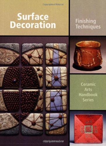 Surface Decoration: Finishing Techniques (Ceramic Arts Handbook)