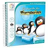 Smartgames – SGT 260 FR-8 – Marcha de los pingüinos – Juego de reflexión y lógica