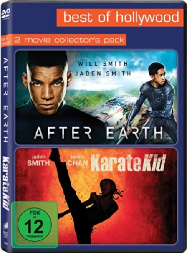 Best of Hollywood - 2 Movie Collector's Pack: After Earth / Karate Kid [Alemania] [DVD]