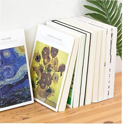 1 st dikker schets leeg papier schetsboek Picture Book handgeschilderd speciale kunst schilderij papier graffiti aquarel schilderij (Random stijl)