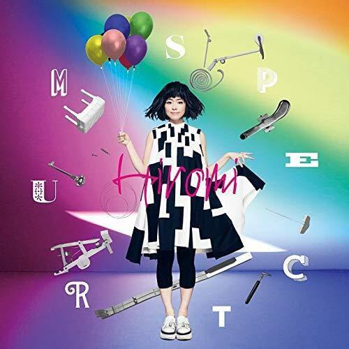 Spectrum (通常盤)(SHM-CD)