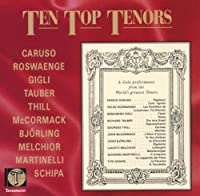Various: Top Ten Tenors