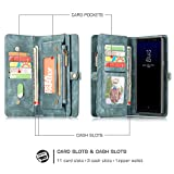 Samsung Galaxy Note8 Leather Case with Card Slot Billfold