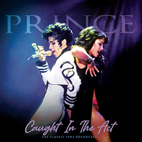 Caught in The Act-Live 1993 (2 CD Set) [Import Anglais]