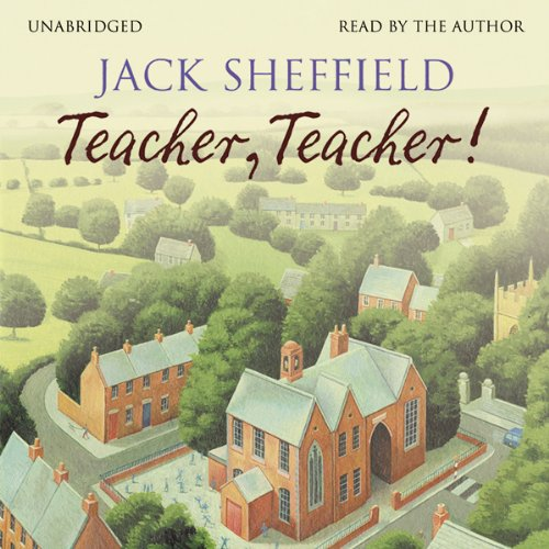 Teacher, Teacher! audiobook cover art