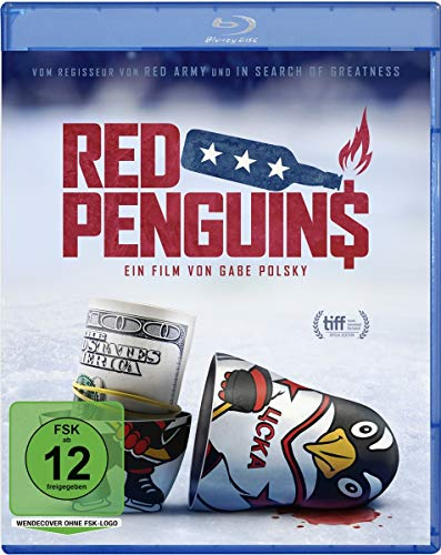 Red Penguins [Blu-ray]