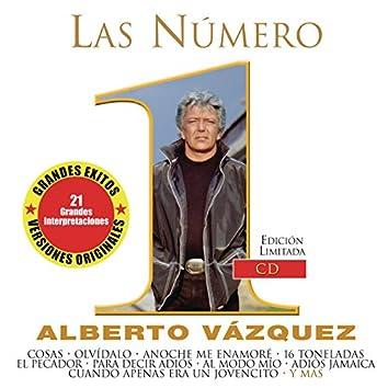 Las Numero 1 De Alberto Vazquez