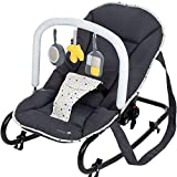 Safety 1st Koala Transat Bebe Inclinable, Warm Grey