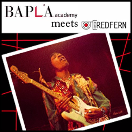 The BAPLA Academy Meets David Redfern audiobook cover art
