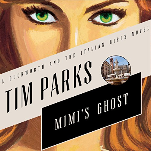 Mimi's Ghost cover art
