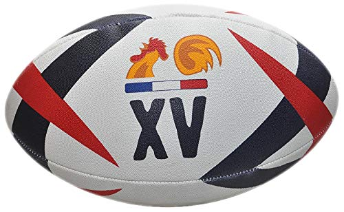 XV de France - Balón de rugby oficial de la Federación Francesa de Rugby