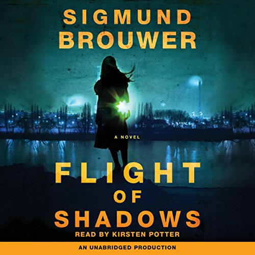 Flight of Shadows audiobook cover art