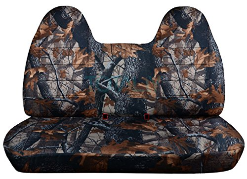 Totally Covers Compatible with 1999-2004 Ford F-150 Camo Truck Seat Covers...