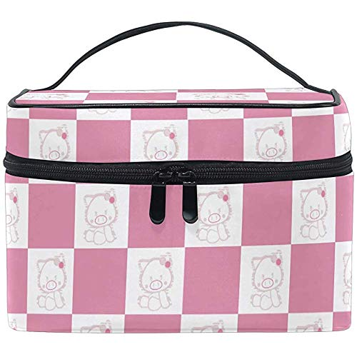 Trousse de Maquillage Monkey Clubs Night Travel Cosmetic Bags Organizer Train Case Toiletry Make Up Pouch