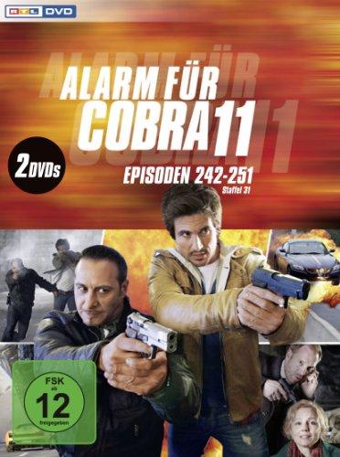 Alarm für Cobra 11 - Staffel 31 [2 DVDs]
