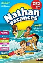 Cahier de Vacances 2020 du CE2 vers le CM1 - Nathan Vacances - 8/9 ANS de Pascale Chavanette-Iglésias