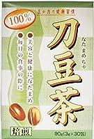 ユーワ 100%刀豆茶 3g×30包