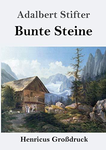 Bunte Steine (Großdruck)