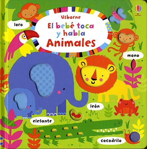 Animales. Toca Y Habla