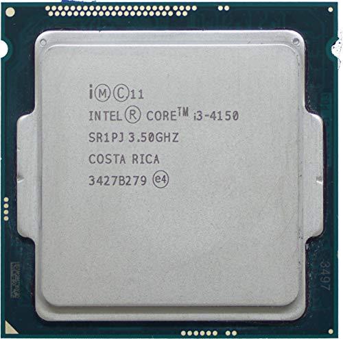 Prozessor CPU Intel Core i3 - 4150 3,5 GHz 3 MB 5 GT s LGA1150 Dual Core sr1pj