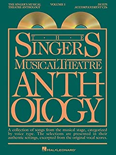 Singers Musical Theatre Duets 1 CD
