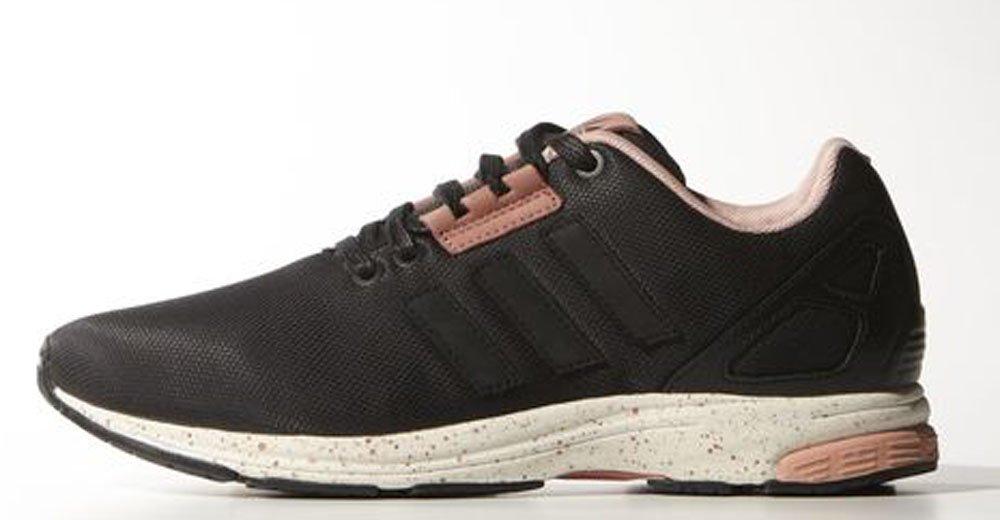 adidas Originals ZX Flux Tech - Zapatillas para Mujer Negras, Talla 37: Amazon.es: Deportes y aire libre