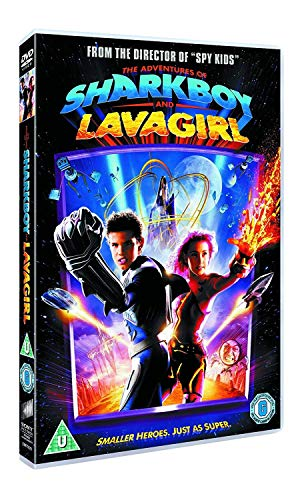 The Adventures Of Sharkboy And Lavagirl [DVD] by Taylor Lautner
