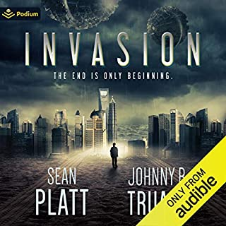 Invasion cover art