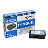 T1 Mouse Prebaited Disposable Bait Stations 4(4 packs)