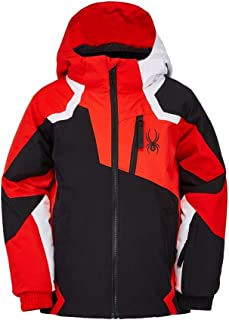 Spyder Active Sports Boys Mini Leader Ski Jacket