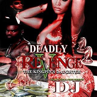 Deadly Revenge audiobook cover art