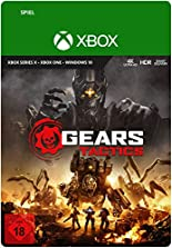 Gears Tactics Standard | Xbox | Xbox Digital Code | Download Code©Amazon