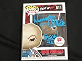 WARRINGTON GILLETTE Signed Jason Voorhees WALGREENS EXCLUSIVE Funko Pop Figure Autograph Friday the 13th Part 2