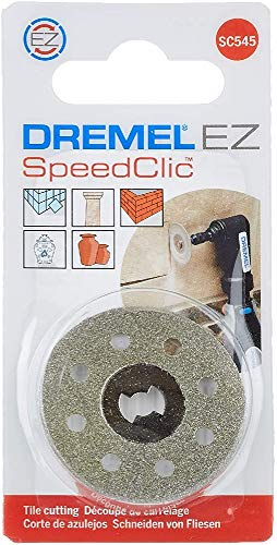 DREMEL SC545 DIAMOND SpeedClic CUTTING WHEEL DREMEL 545 EZ 2615S545JB