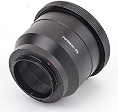 Pixco Lens Adapter for Kiev 60 Pentacon 6 Lens to Fuji Film X-A5 X-A20 X-A10 X-A3 X-A2 X-A1 X-T2 X-E3 X-E2S X-E2 X-E1 X-T100 X-T10 X-T1IR X-T1 X-T20 X-H1 X-M1 X-Pro1 X-Pro2 Camera Adapter